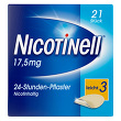 Nicotinell 17,5 mg 24-Stunden-Pflaster transdermal*