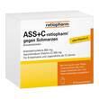 ASS + C ratiopharm gegen Schmerzen Brausetabletten*