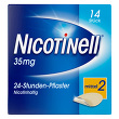 Nicotinell 35 mg 24-Stunden-Pflaster transdermal*