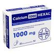 Calcium 1000 Hexal Brausetabletten*