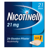 Nicotinell 21 mg 24-Stunden-Pflaster transdermal