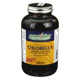 Chlorella Greenvalley 200 mg Tabletten