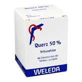 Quarz 50% Trituration