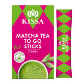 Kissa Matcha Tea To Go Sticks