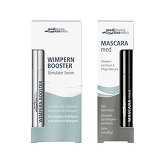 Wimpern Booster + Mascara med Set