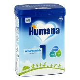 Humana Anfangsmilch 1 Pulver