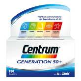 Centrum Generation 50 + Tabletten