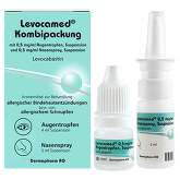Levocamed Kombi 0,5 mg / ml AT + 0,5 mg / ml Nasenspray