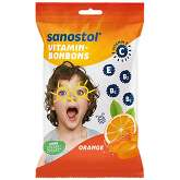 Sanostol Vitamin-Bonbons Orange