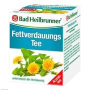 Bad Heilbrunner Tee Fettverdauung Filterbeutel*