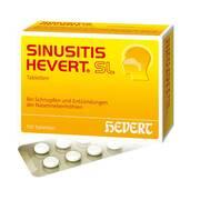 Sinusitis Hevert SL Tabletten*