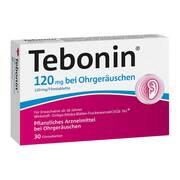 Tebonin 120 mg bei Ohrgeräuschen Filmtabletten*