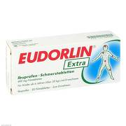 Eudorlin extra Ibuprofen Schmerztabletten*