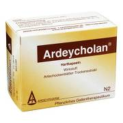 Ardeycholan Hartkapseln*
