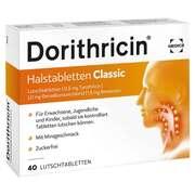 Dorithricin Halstabletten Classic*