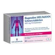 Ibuprofen Heumann Schmerztabletten 400 mg*