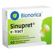 Sinupret extract überzogene Tabletten*