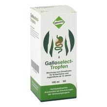 Galloselect Tropfen