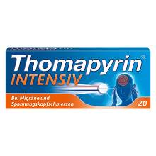 Thomapyrin INTENSIV Migräne Tabletten