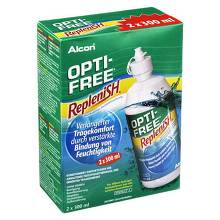 Optifree Replenish Lösung