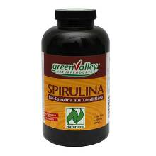 Greenvalley Bio Spirulina Tabletten