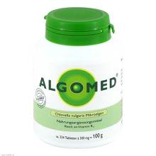 Algomed Chlorella vulgaris Mikroalgen 300 mg Tabletten