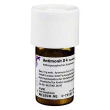 Antimonit D 4 Trituration