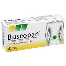 Buscopan Dragees Docpharm