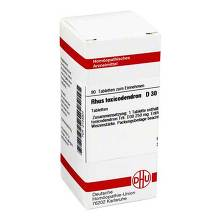 DHU Rhus toxicodendron D 30 Tabletten
