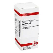 Cantharis D 4 Tabletten