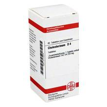 Cholesterinum D 4 Tabletten