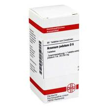 Arsenum jodatum D 6 Tabletten