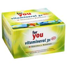 Vitamineral 31 Plus Granulat