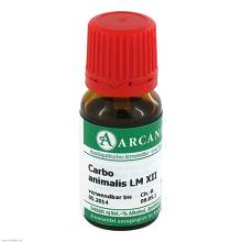 Carbo animalis Arcana LM 12 Dilution