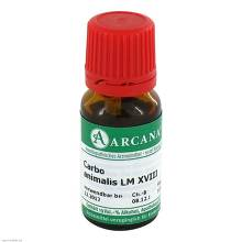 Carbo animalis Arcana LM 18 Dilution