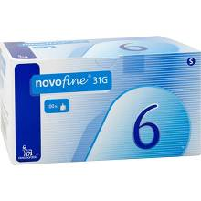 Novofine 6 mm Kanülen 31 G Cpc