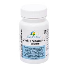 Zink + VIT. C Synomed Tabletten