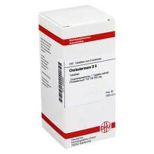 DHU Cholesterinum D 6 Tabletten