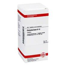 DHU Cholesterinum D 12 Tabletten