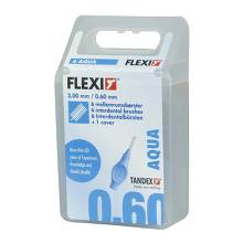 Tandex Flexi Interdental Bürsten blau 0,6mm