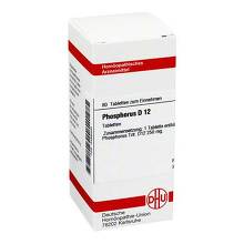 Phosphorus D 12 Tabletten