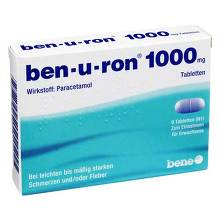 Ben-U-Ron 1000 mg Tabletten