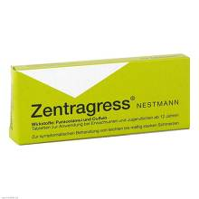 Zentragress Nestmann Tabletten