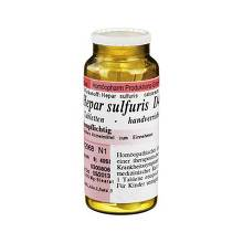 Hepar sulfuris D 4 Tabletten