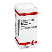 Germanium metallicum D 6 Tabletten