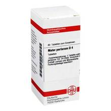 Mater perlarum D 4 Tabletten