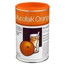 Mucofalk Orange Granulat Dos
