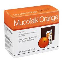 Mucofalk Orange Granulat Btl