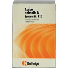 Synergon 113 Carbo animalis N Tabletten