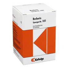 Synergon 101 Berberis Tabletten